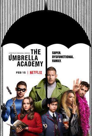 Академия «Амбрелла» (2019)